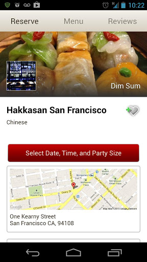 OpenTable Integrates Foodspotting Into Its IOS App AppsRead - Open table app for android