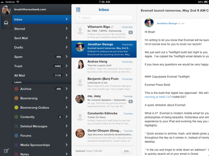 Best Email Client For Iphone